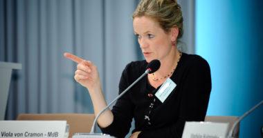Eurodeputetja Cramon i përgjigjet Mustafës: PE është në anën e Kosovës për aspiratat e saj në BE