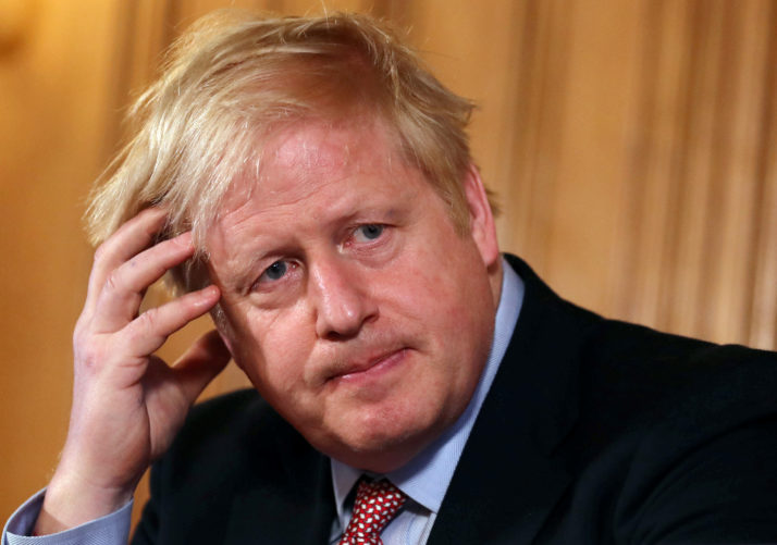 Johnson: COVID-19 katastrofë për Mbretërinë e Bashkuar