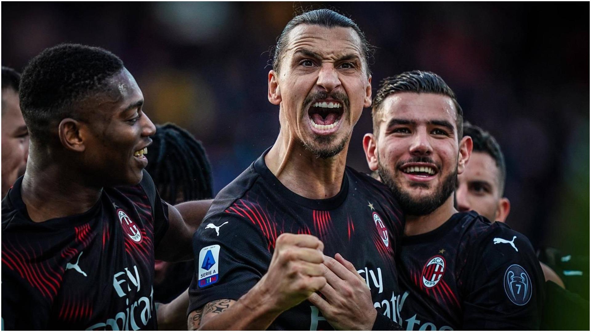 Ibrahimovic e thotë troç  Nuk luaj për kontratën  ky s është Milani im