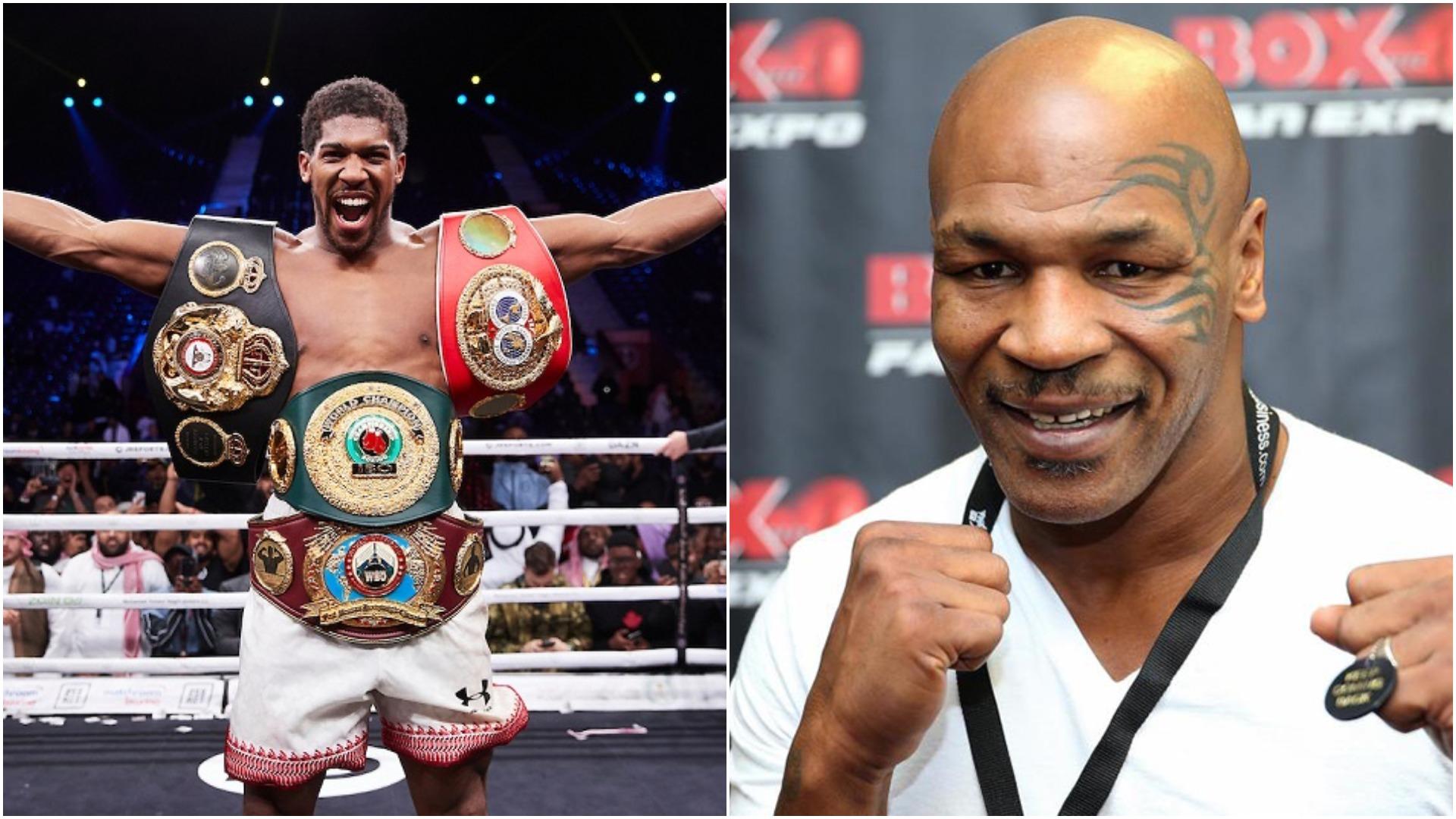 Tyson: Joshua si ajri i pastër, por kundër meje nuk do kishte shanse!