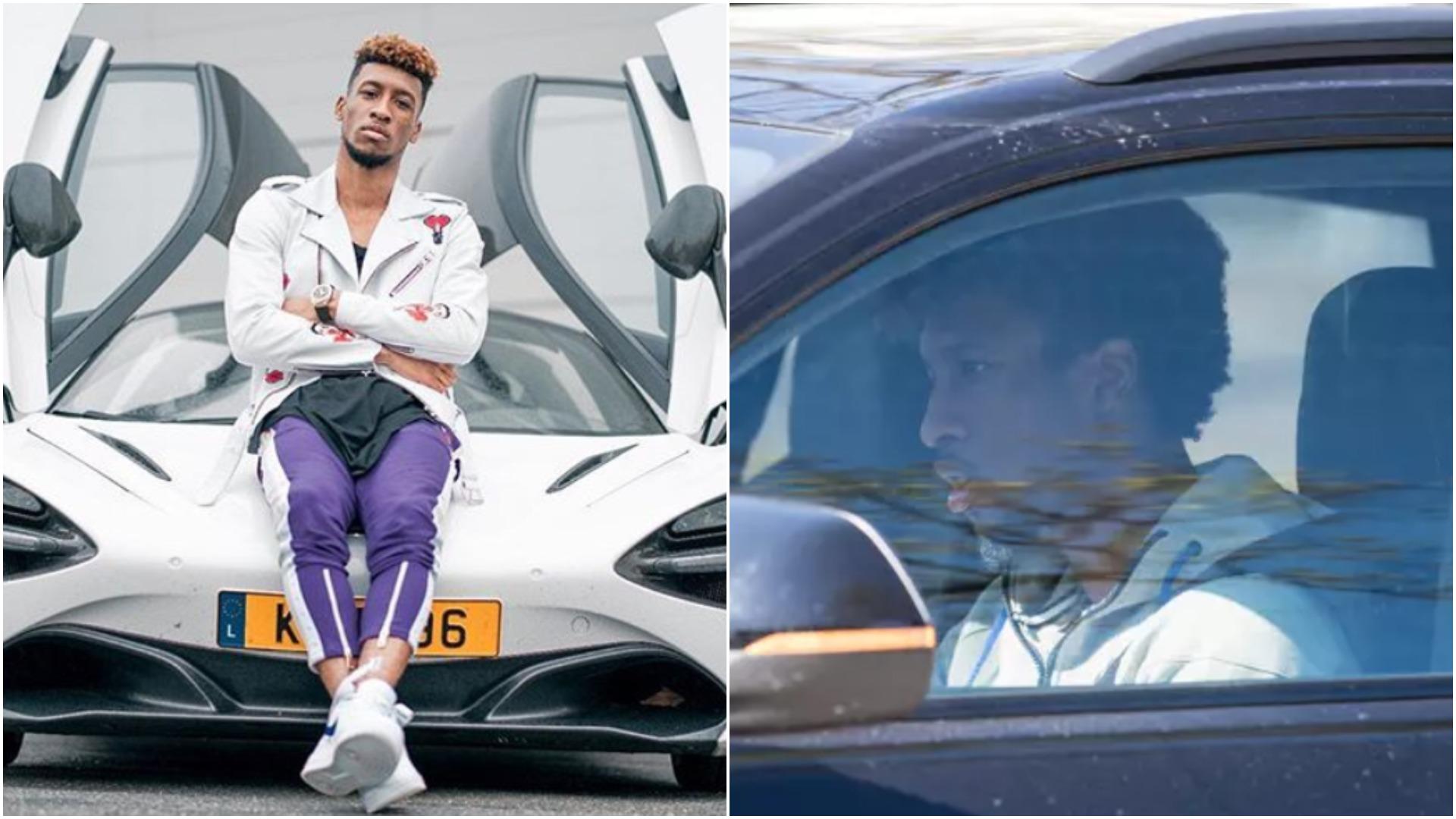 Nuk pyet për sponsorin Audi, gjobë e majme për Kingsley Coman