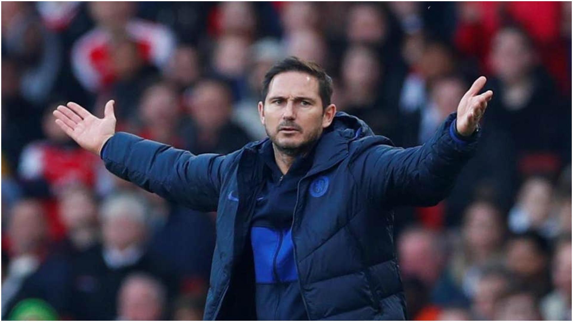Lampard: Kepa? Bëri gabim trashanik, kartoni i kuq na penalizoi!