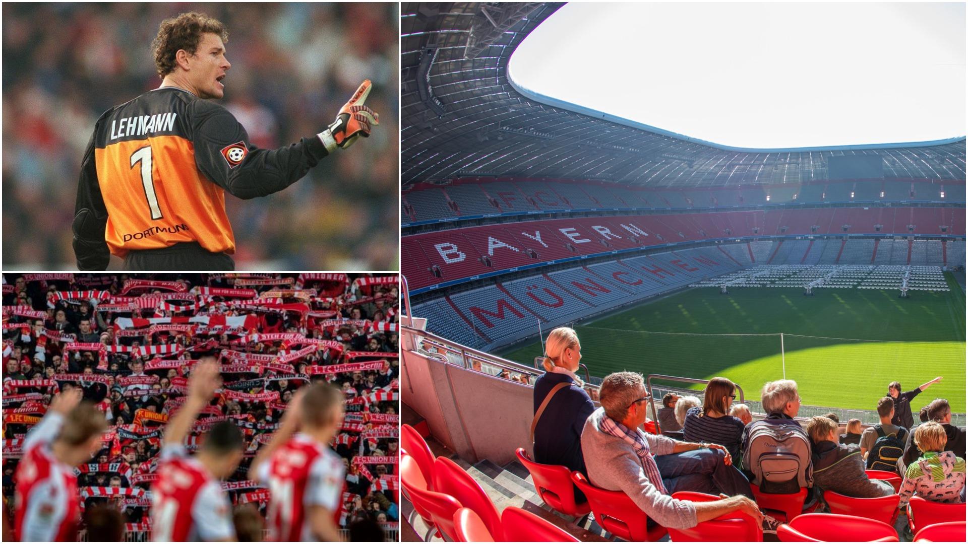Propozimi i ish-portierit të Gjermanisë: Tifozë në stadium çdo 10 metra