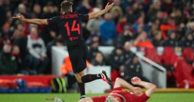 """I vendos qenit emrin unik, Llorente """"ndëshkon"""" sërish anglezët e Liverpool"""