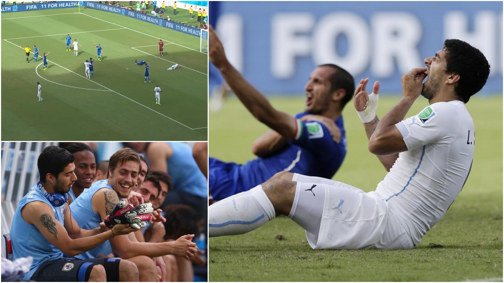 """""""Italianët e kërkuan, vetëm provokonin Suarez! Shënuam falë… Chiellinit"""""""