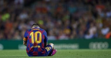 """""""Messi tek Interi? Harrojeni! 1 miliard euro humbje nëse nuk mbyllet sezoni"""""""