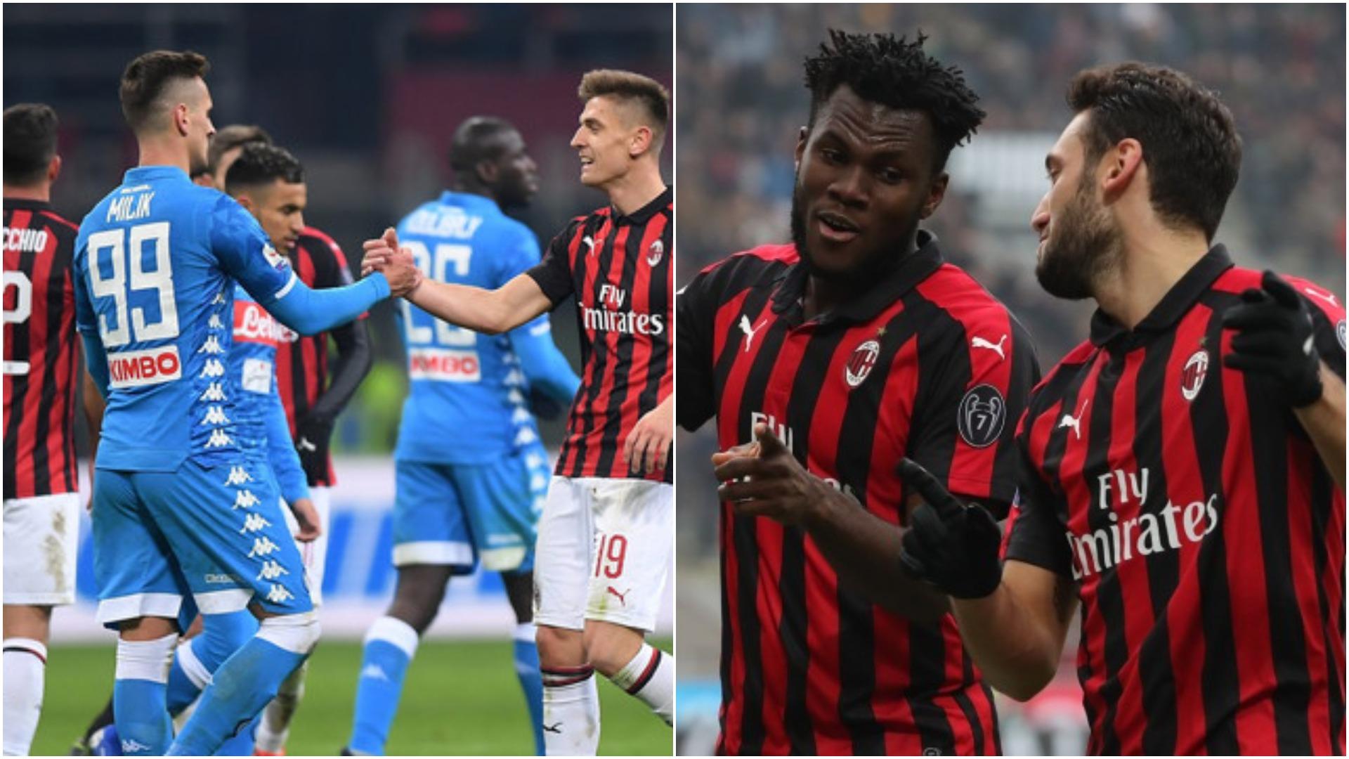 Tentohet Milik, Milani i ofron Gattusos lojtarin e preferuar