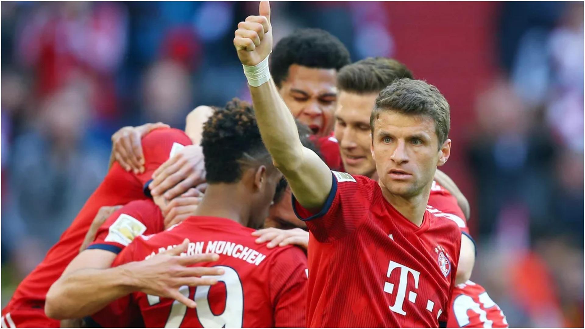 Barazon rekordin e një kampioni bote, Muller tenton legjendat e Bayernit