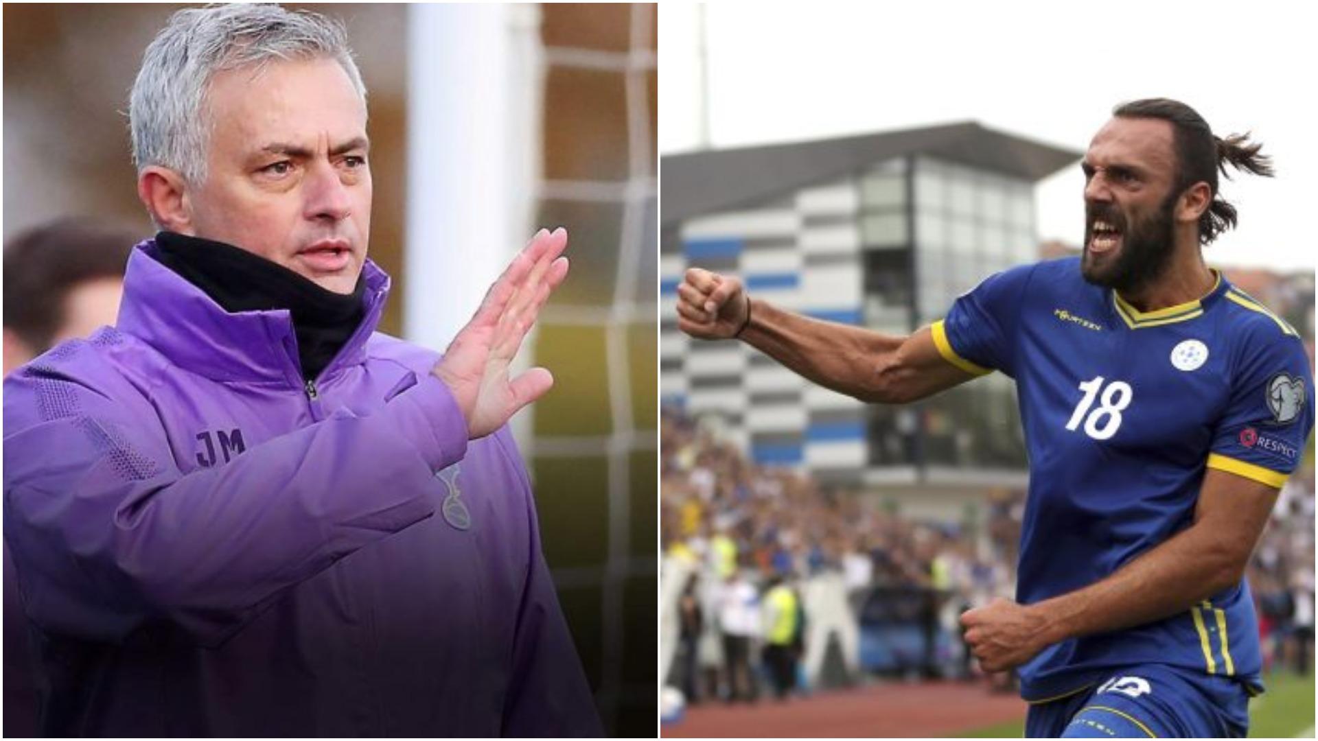 Mourinho nuk e harron, Tottenham ofertë zyrtare për Vedat Muriqin