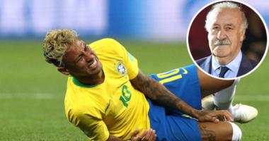 """""""Neymar nuk është shembulli i duhur, vetëm simulon. Është mashtrues i madh"""""""