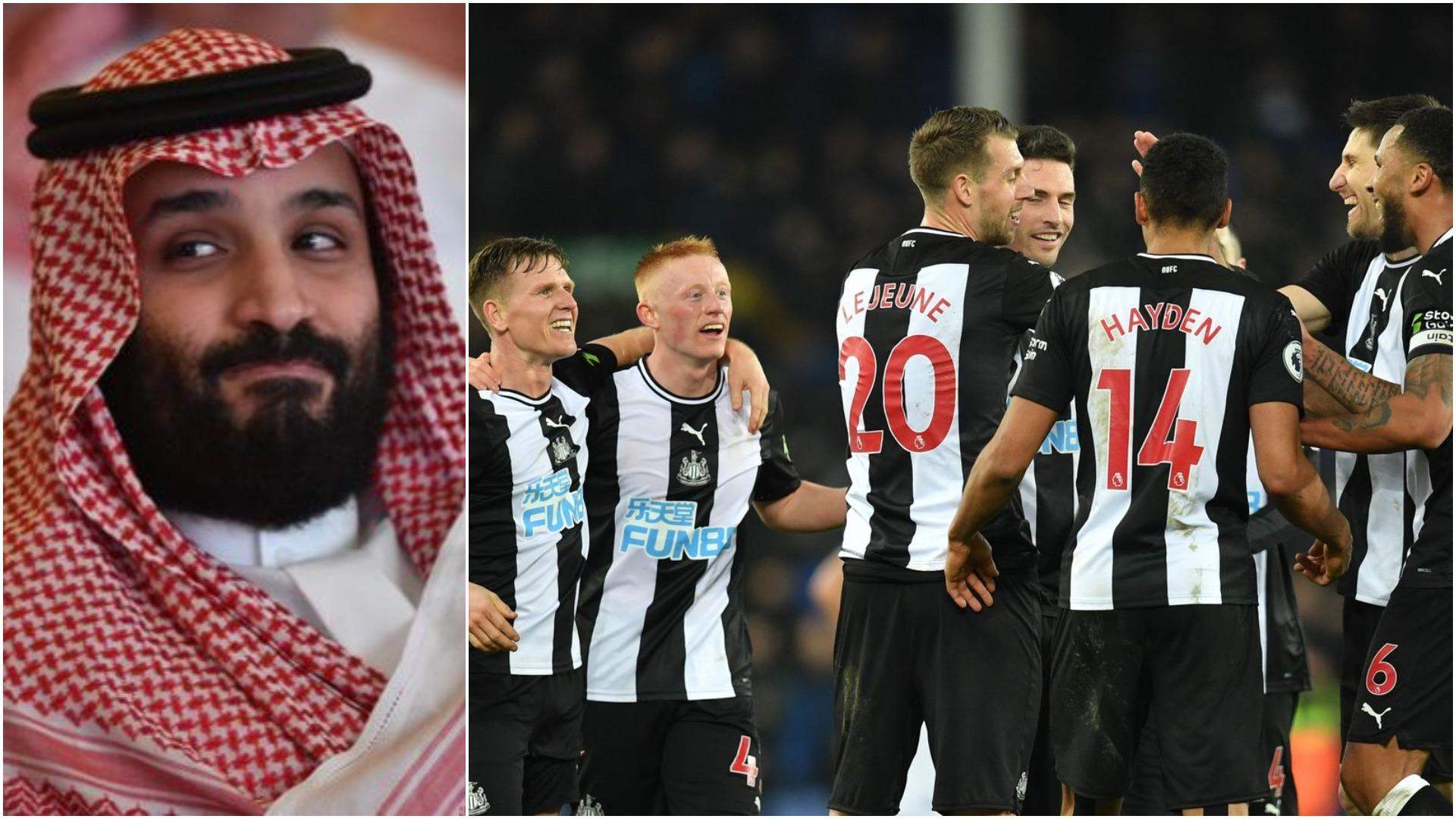 """19 klubet e Premier League """"frikësohen"""", të gjithë kundër Newcastle"""
