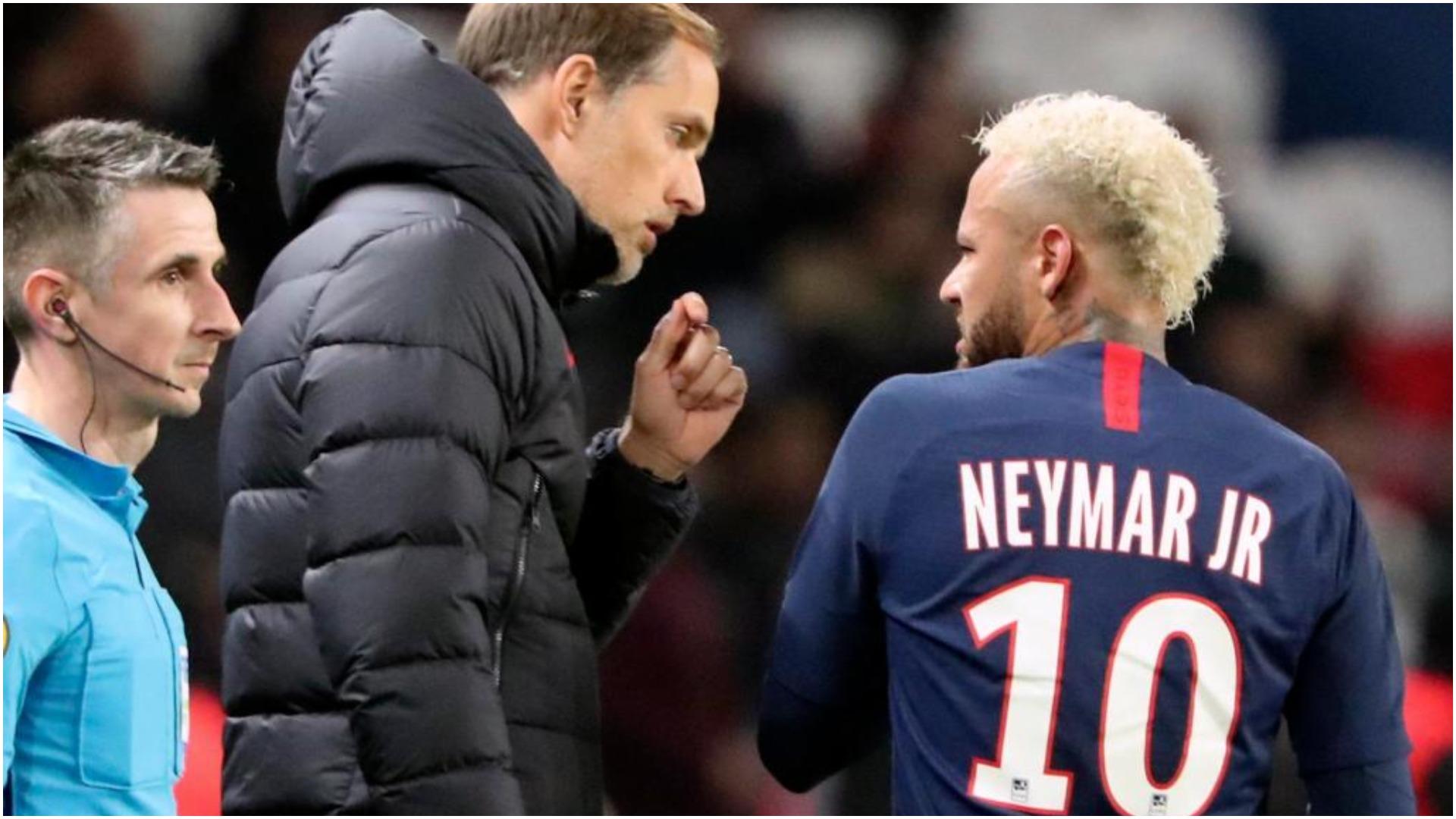 Tuchel qetëson tifozët e PSG-së: Neymar e lashë pushim, kundër United gati