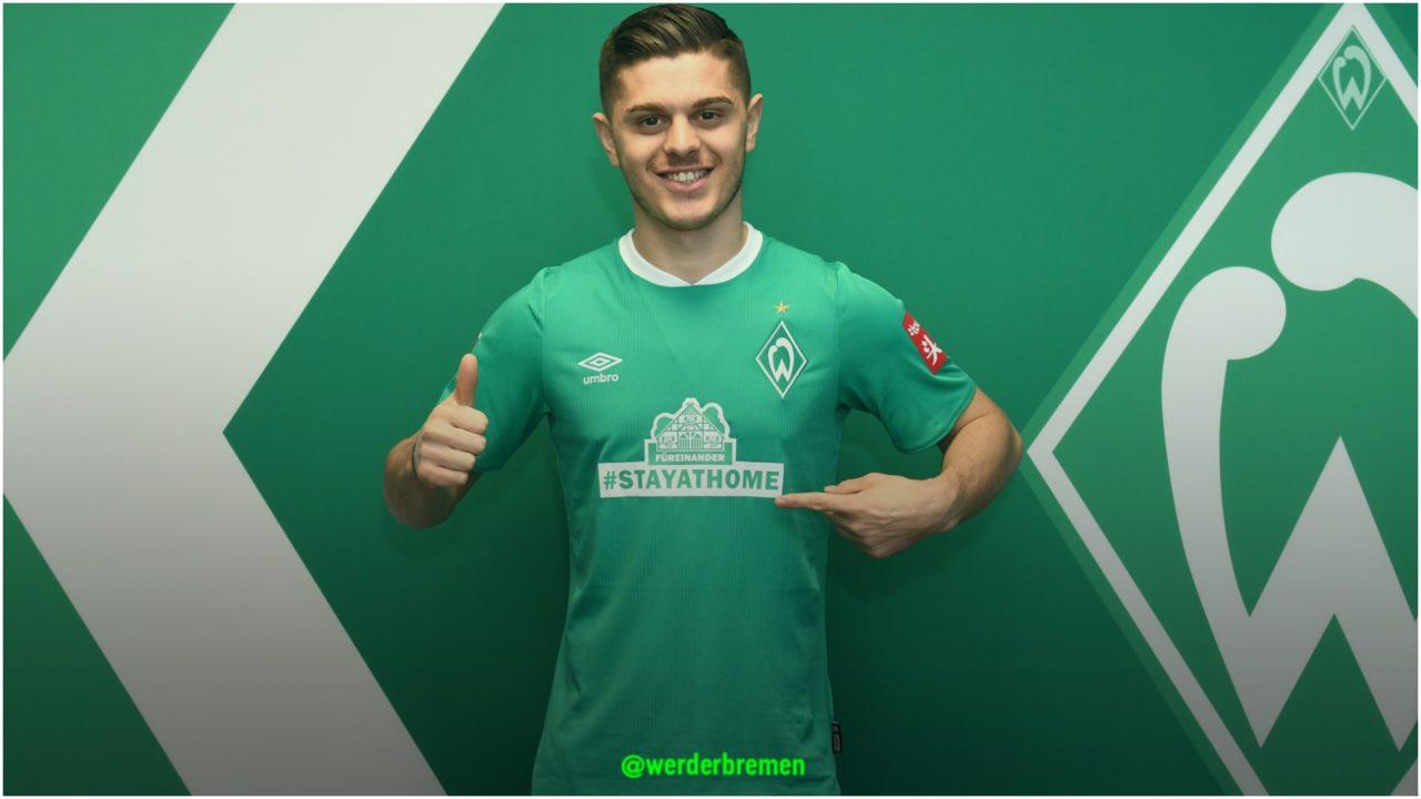 Fanellat në ankand, rekordin te Werder Bremen e vendos Rashica