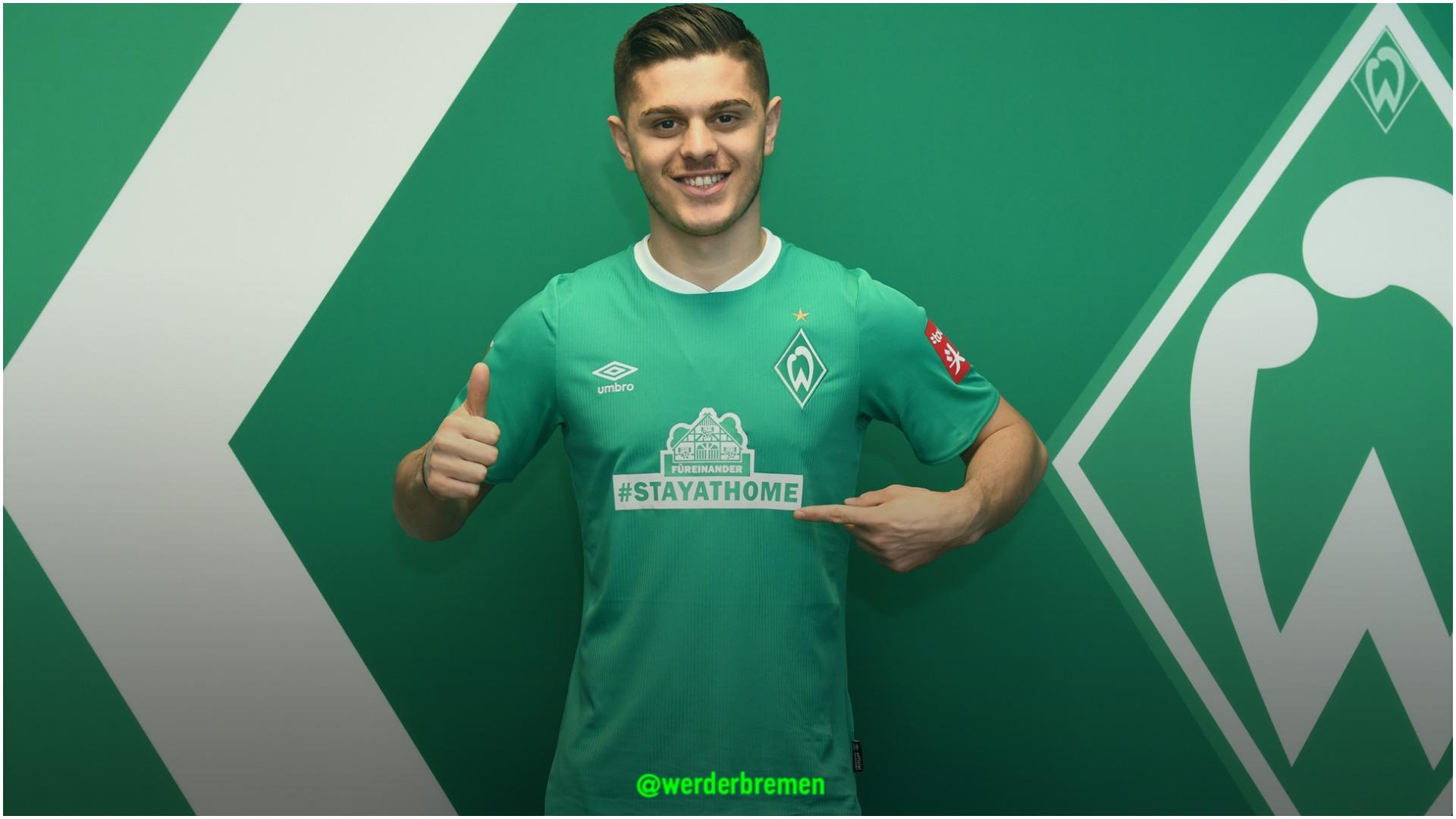 Çdo fitim për bamirësi, Werder dhe Rashica bëjnë gjestin e madh