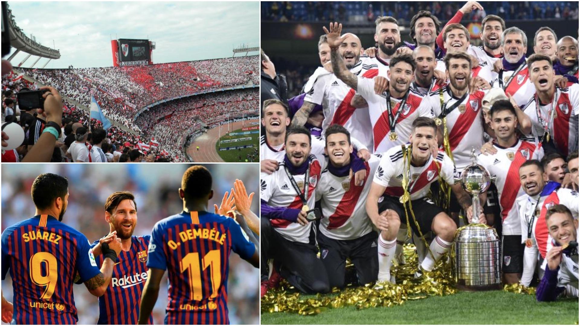 """Tentohet rikthimi te trofetë, River Plate ëndërron një """"katalanas"""""""