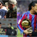 Rruga unike e Ronaldinho: Futboll, burg dhe… në industrinë e filmave!