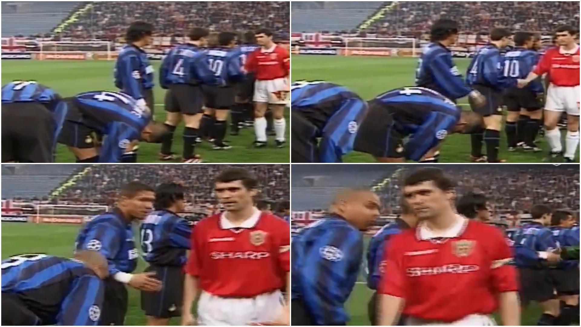 Keane nuk pyeste as për Fenomenin, si e injoroi në Champions League