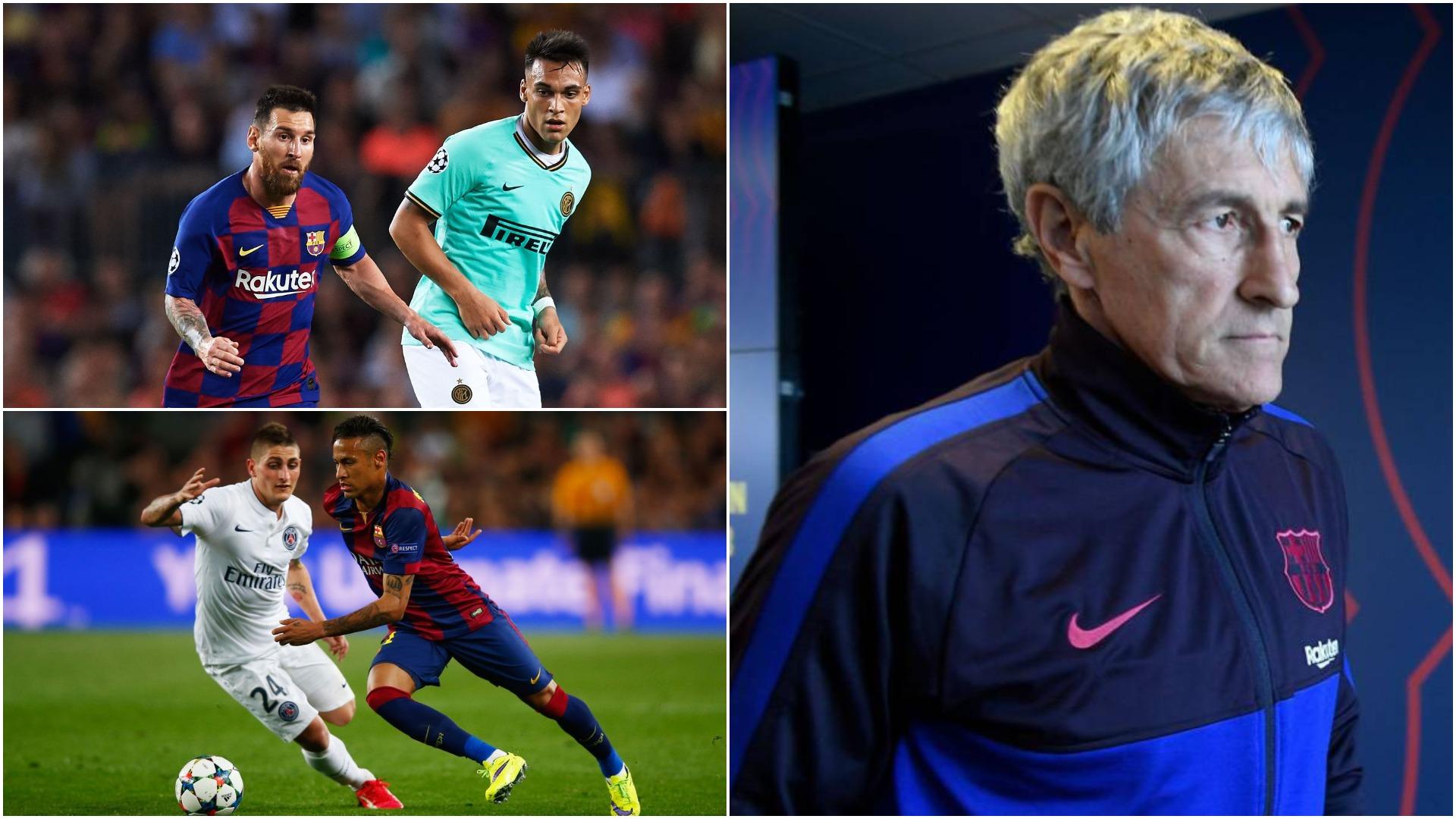 Lautaro-Neymar, Setien realist: Krizë e madhe, nuk krijoj iluzione