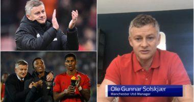 Kritikat e shumta, fjalë të mëdha nga Solskjaer: Mos i sulmoni futbollistët!