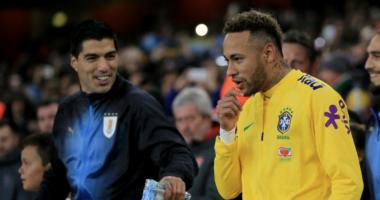 Lautaro apo Neymar? Suarez i fton të dy te Barça: Janë lojtarë të mëdhenj