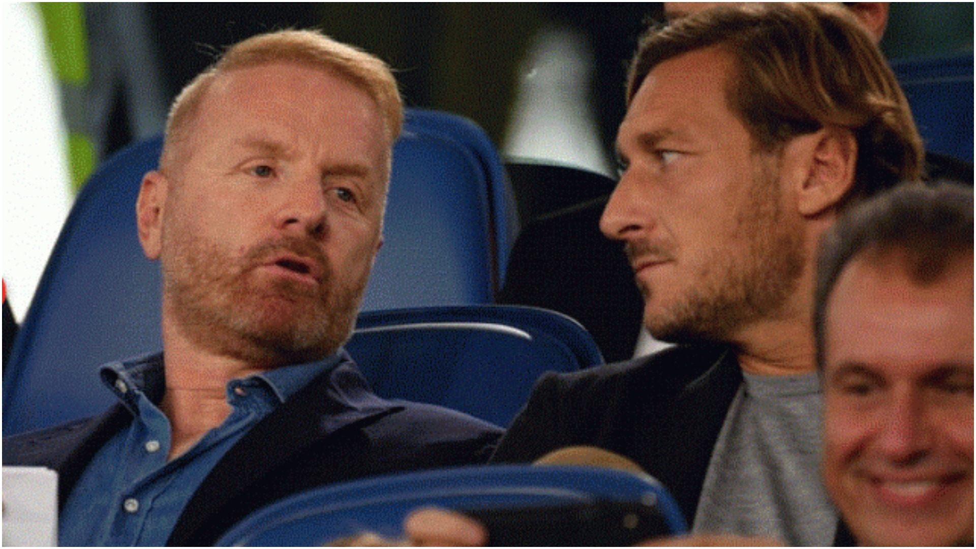 """""""Duartrokitje për Lazion, Tare i shkëlqyer"""", Totti s'i kursen fjalët e mira"""