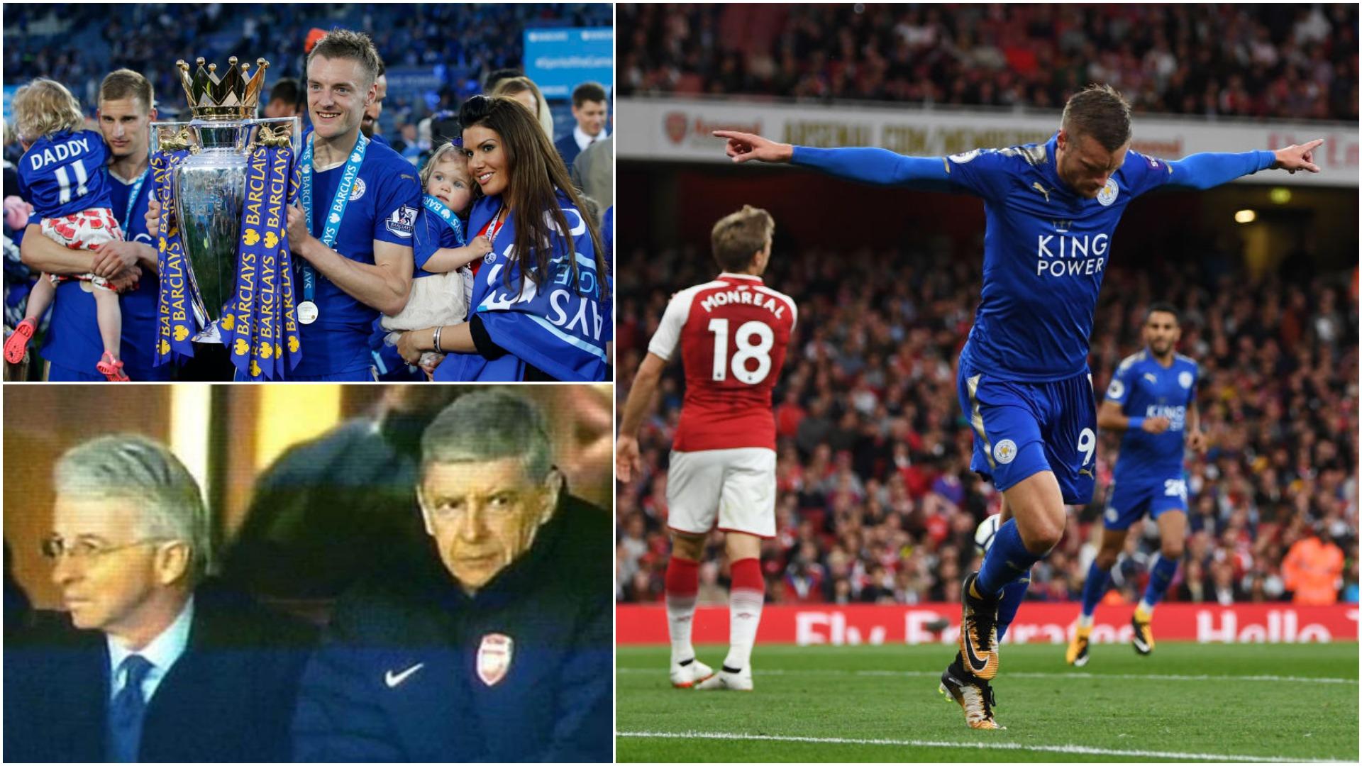 """""""Vardy ishte i Arsenalit, kishim akord me të"""", rrëfehet ish-drejtuesi"""