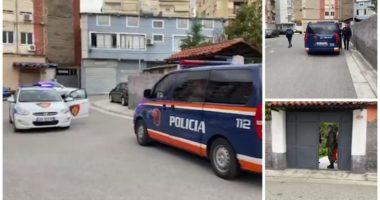 VIDEO / Nuk pyesin për izolimin, grabitësit tentojnë të vjedhin banesën në Elbasan