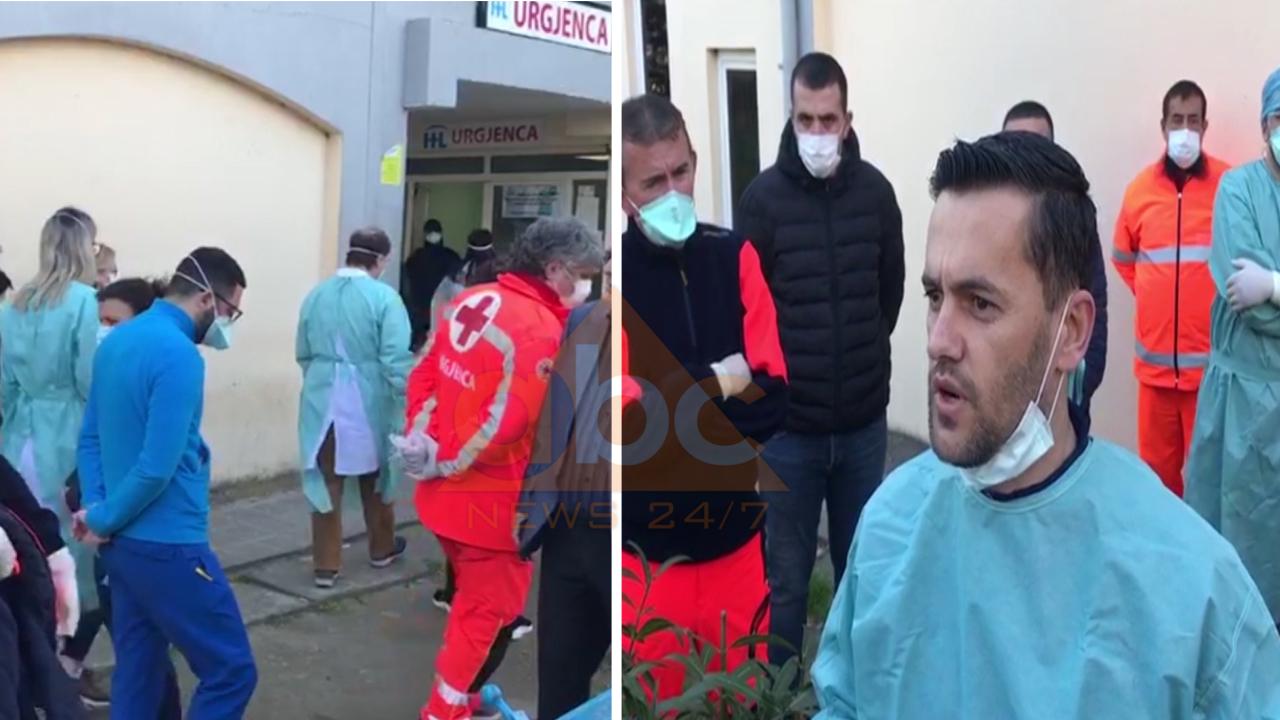 """Qeveria """"thyen"""" premtimin, akordon vetëm 5 mijë lek shpërblim, infermierët në Lezhë: Të kalojnë për familjet në nevojë"""