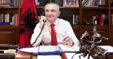 Situata nga koronavirusi, Meta bisedë telefonike me Pendarovskin