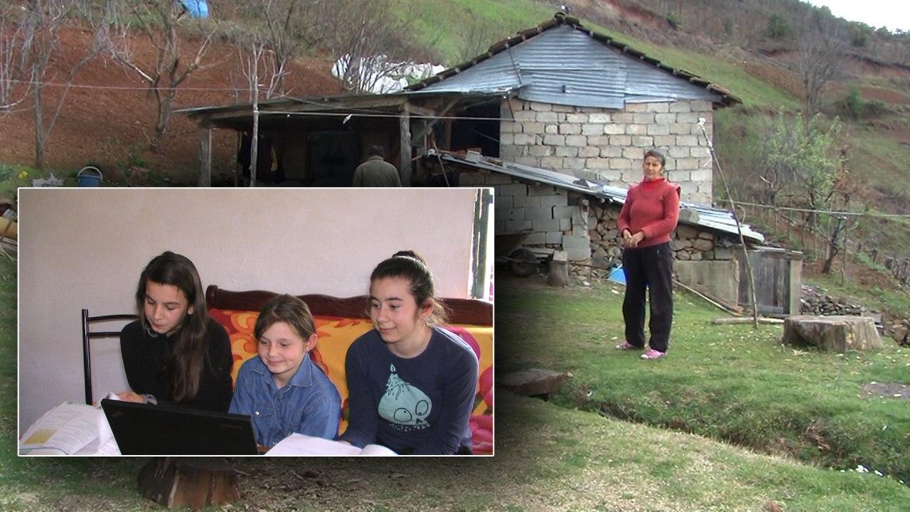 """""""Etja për dije u shpërblye!"""" Një smartphone dhe një laptop dhuratë për motrat e familjes Gjokola"""