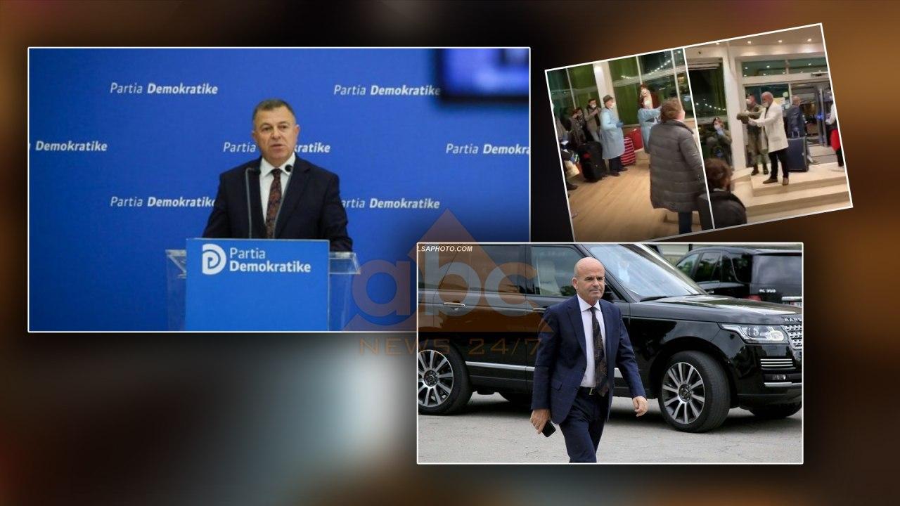 PD-qeverisë: Konvaleshenca e Durrësit u kthye në karantinë, pse paguan  hotelet e Sadri Abazit?