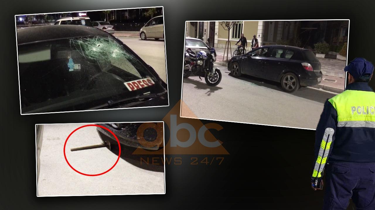 Sherr mes të rinjve në qendër të Fierit, në konflikt përfshihet efektivi i policisë