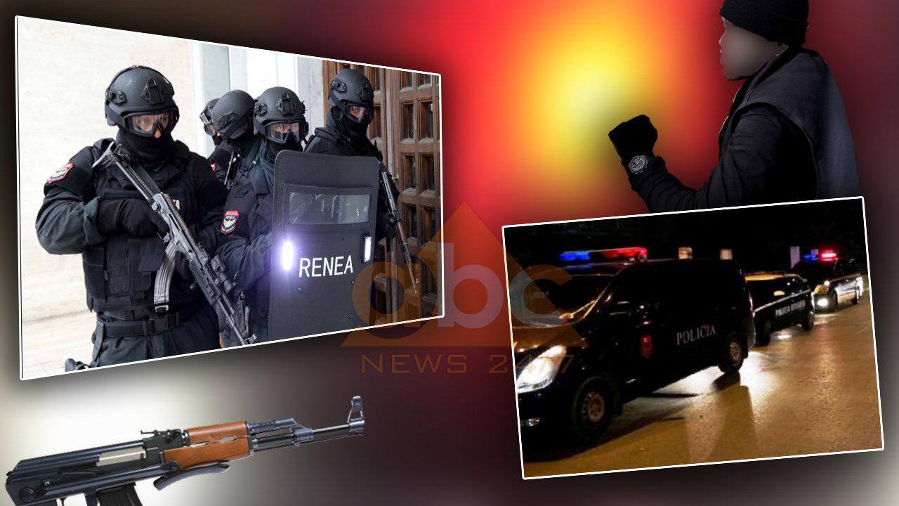 Qëlloi me armë ndaj policisë, dorëzohet me të vëllanë pas 4 orësh rrethim nga FNSH dhe RENEA