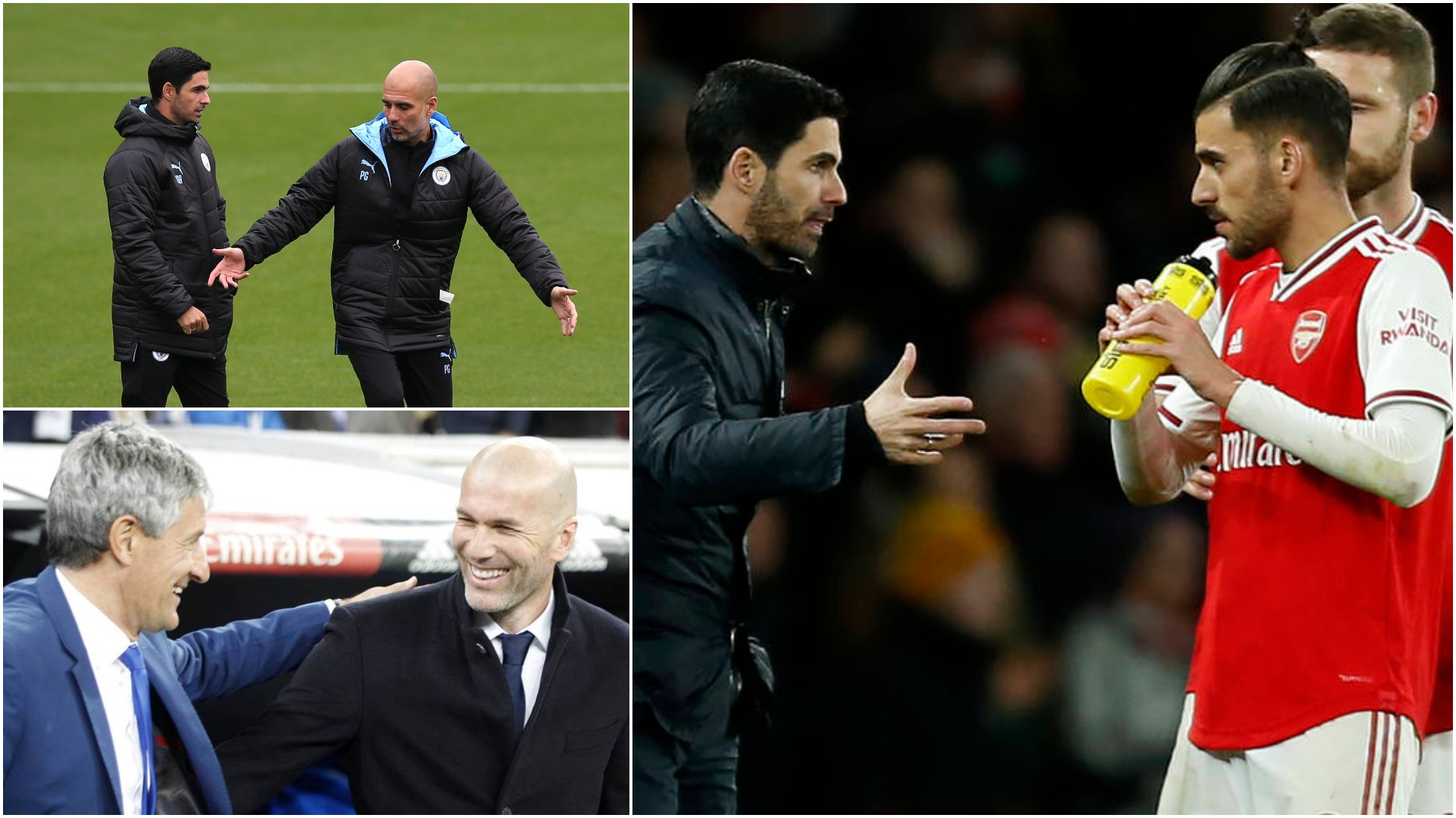 """""""Guardiola më i miri, Setien spektakolar. Zidane? Më këshillon pafund"""""""