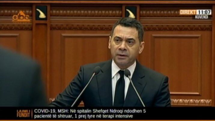 Ahmetaj: S'kemi ndërmend të prekim pensionet, ka ish-deputetë që marrin 4-fishin e qytetarëve