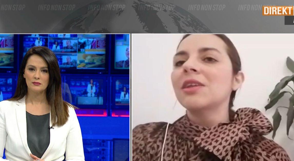 """""""Qindra shqiptarë mbeten rrugëve në Greqi"""", apeli i aktivistes: Të merren masa, do përballen edhe me gjoba"""