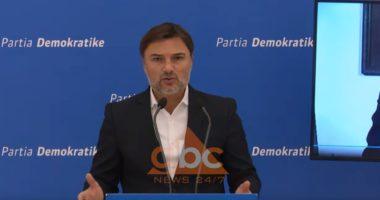 """""""Pse zgjodhën për t'i dhënë miliona kompanisë nga Maqedonia?"""" PD: Heshtja e Edi Ramës nuk e zbeh dot skandalin"""