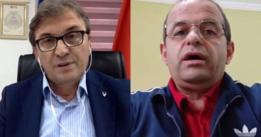 """""""Deri dje punoje në Spille"""", degjeneron debati mes Skënder Bratajt dhe mjekut Ilir Allkja"""