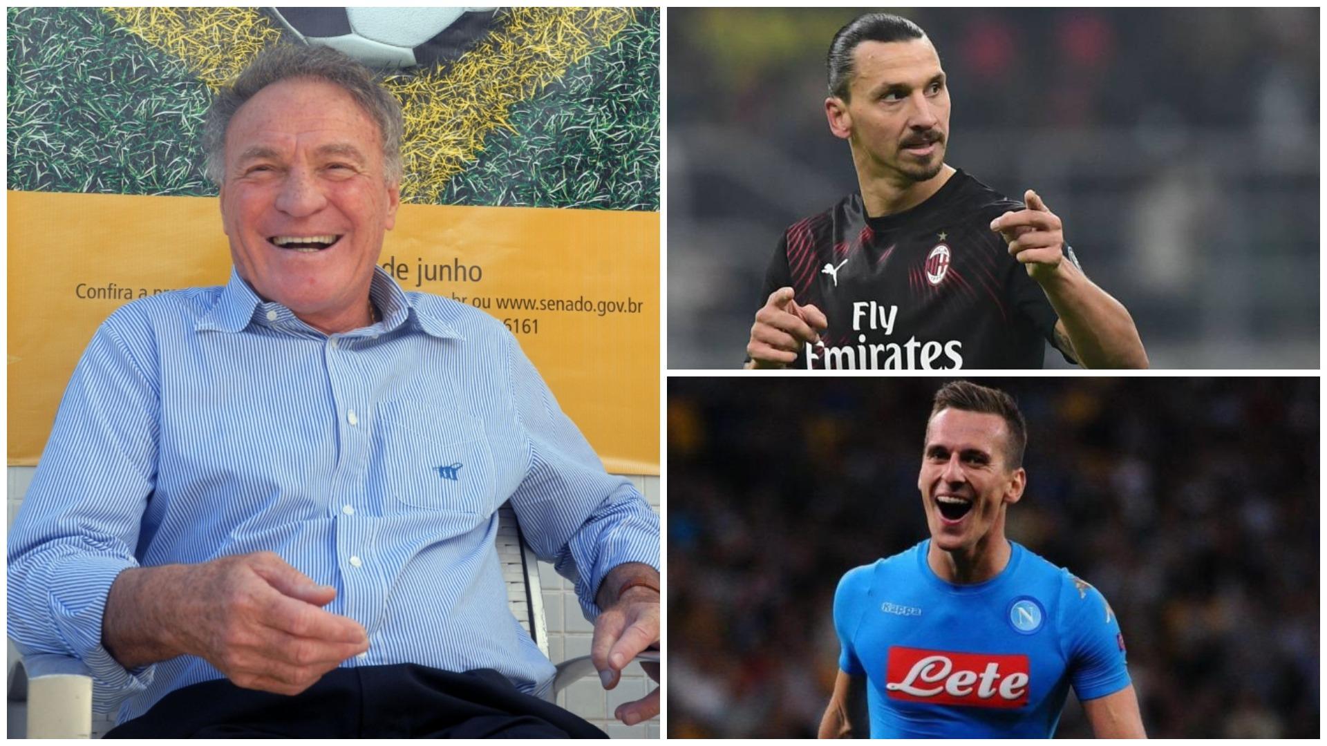 Altafini: Milan, Ibra të duhet! Milik nuk është i duhuri, bëni revolucion