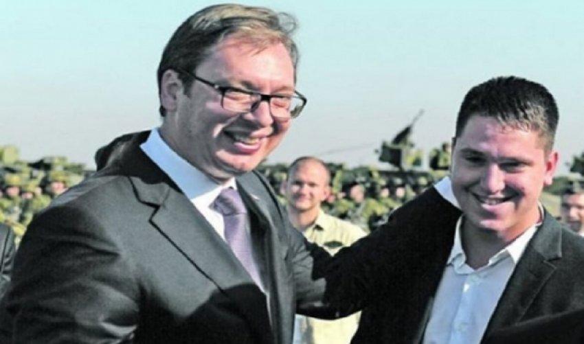 Djali i presidentit të Serbisë infektohet me koronavirus