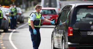Izolimi i ishullit nga koronavirusi., Zelanda e Re regjiston vetëm një viktimë në total