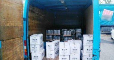 Kapet kamioni me ilaçe kontrabandë në Kapshticë, arrestohet shoferi