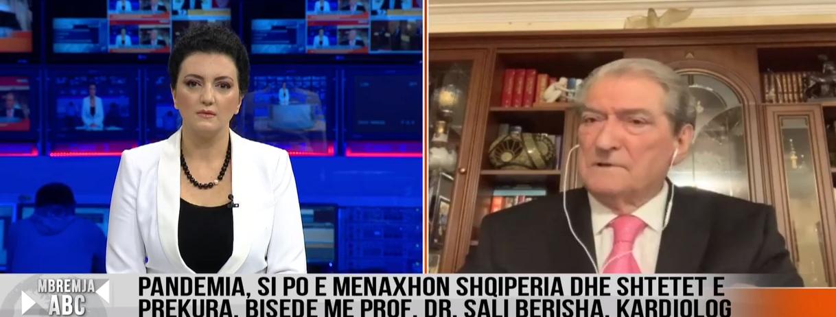 """Berisha: Të sëmurët u mbajtën të fshehur, """"rasti zero"""" u shpall me qëllim pas Kongresit të PS"""