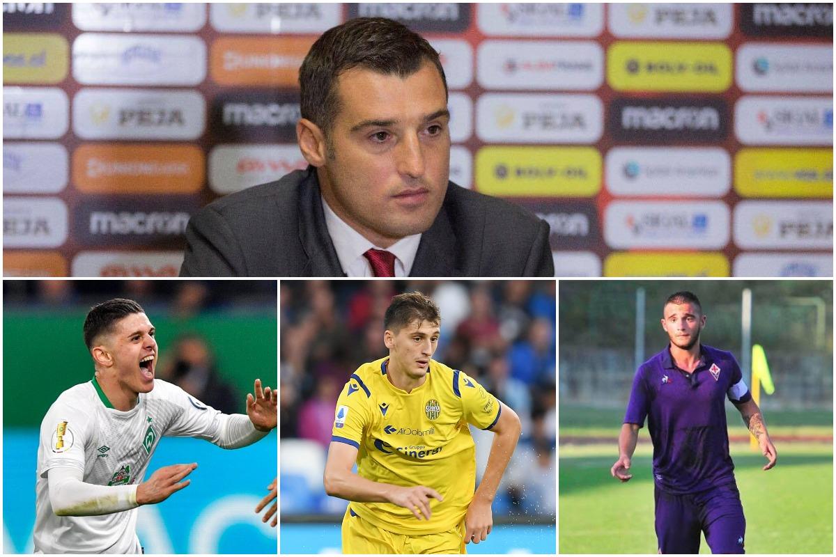 Bogdani: Kumbulla si veteran, investoni tek ai! Rashica e Lakti për Serie A
