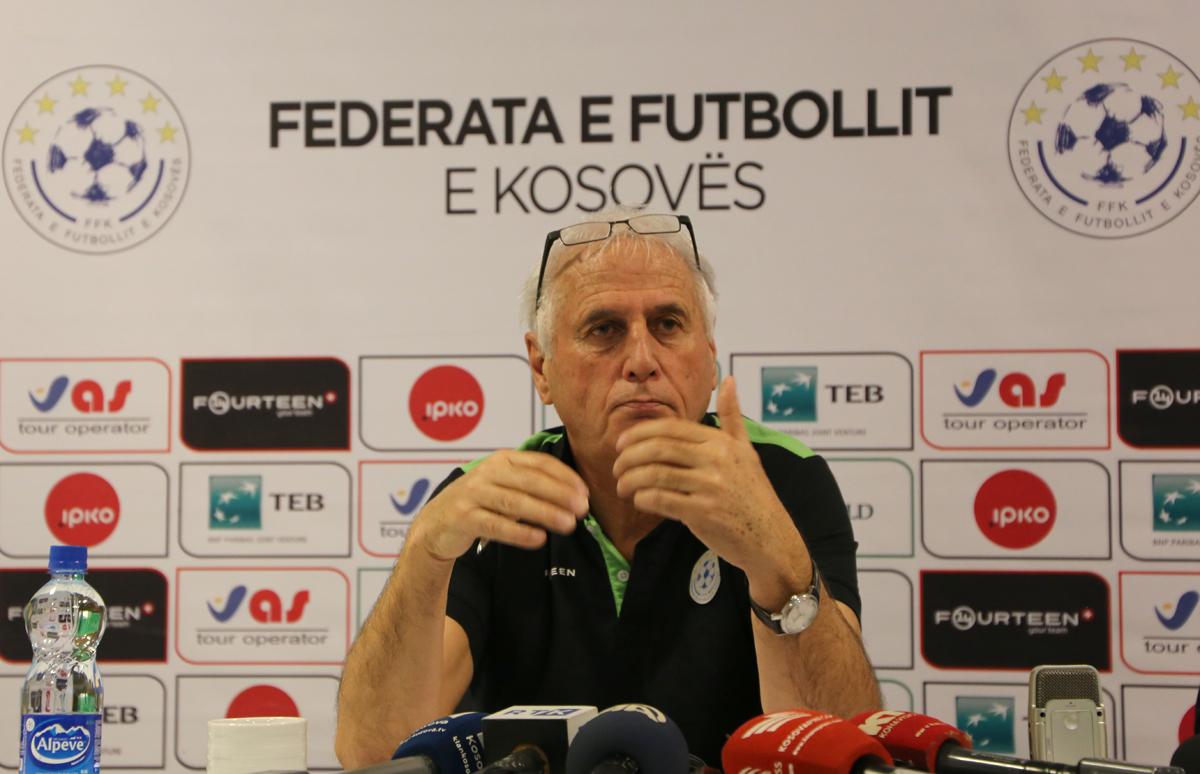 Challandes: San Marino jo e lehtë, vuajti edhe Shqipëria! Muriqi? Nuk e di pse nuk shënon te Lazio