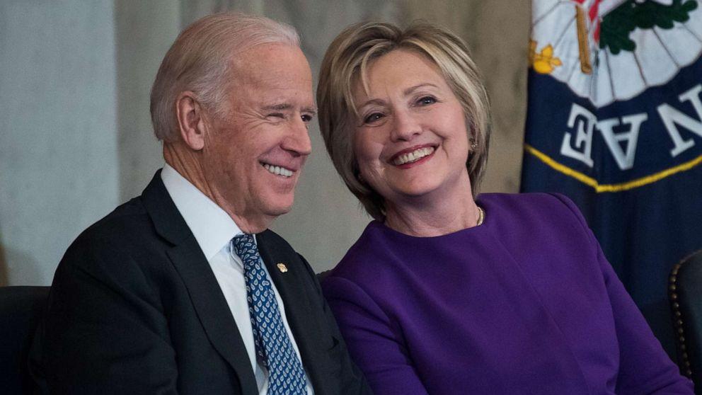 Gara presidenciale në Amerikë/ Hillary Clinton mbështet Joe Biden