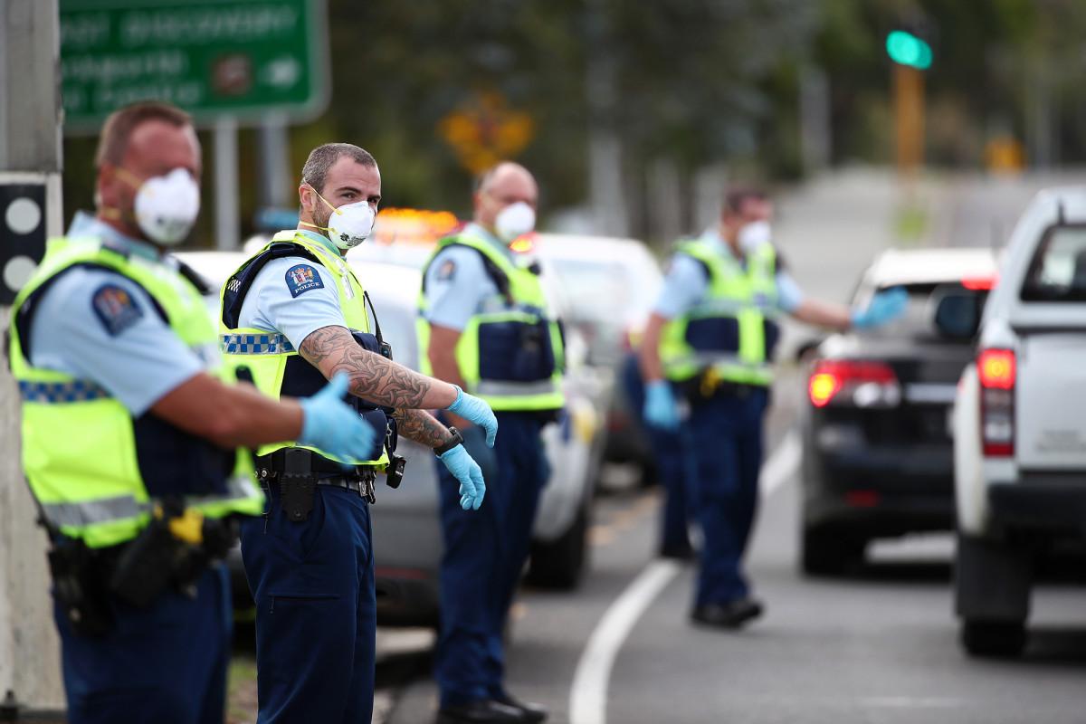 Zelanda e Re zgjat bllokimin deri në 28 prill