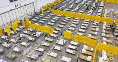 Bota në alarm nga COVID 19, ndërtojnë spitale në anije, stadiume dhe parqe