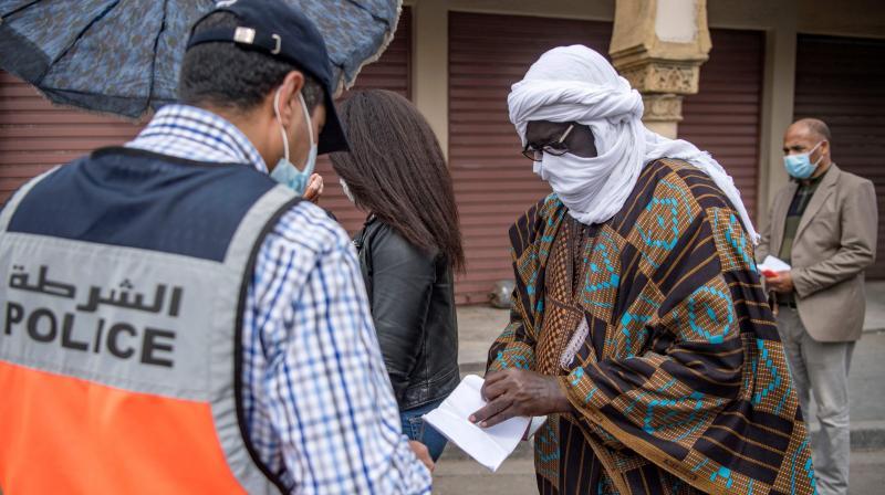 Mbi 4.000 persona janë arrestuar në Marok pasi shkelën rregullat e karantinës
