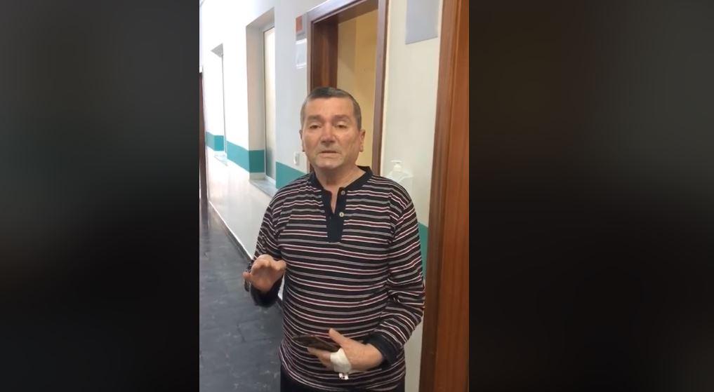 """""""Më duket sikur kam lindur për së dyti"""": Flet 66 vjeçari nga Fieri që u shërua ngaCovid-19"""